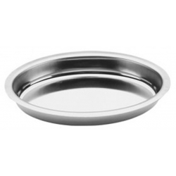 Gratin ovale 25 cm INOX