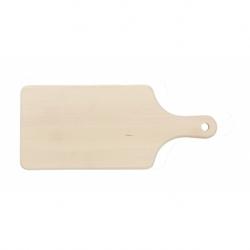 Planche avec manche 28x14 cm