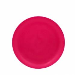 Assiette 21 cm rose BONNY