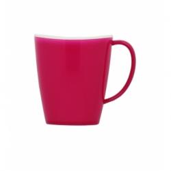 Mug rose 35 cl AURA