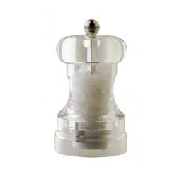 Moulin sel 10 cm CLASSIC ACRYLIQUE