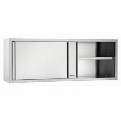 Armoire suspendue avec portes coulissantes 400, L1800