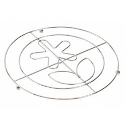 Dessous plat fil métal 20 cm