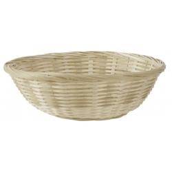 Corbeille bambou ronde 25 cm