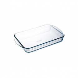 Plat four rectangle 39 cm O CUISINE