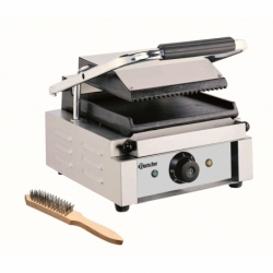 Grill contact, rainuree/lisse