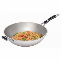 Sauteuse Wok assorti au wok a induction IW35