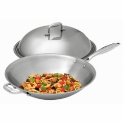 Sauteuse Wok assortie au wok a induction IW35 PRO