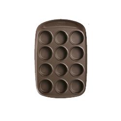 Moule à muffins par 12