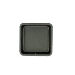 Moule carré mini four 21 cm