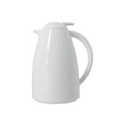 Carafe plastique blanche