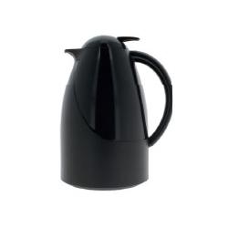 Carafe plastique noire 1 L