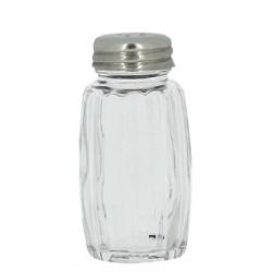 Poivrier en verre bouchon inox