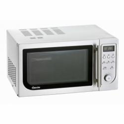 Four a micro ondes avec air chau et grill