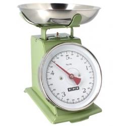 Balance mécanique vintage Olive portée 5 kg