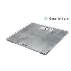 Pèse-personne portée 180 kg Compact 300 gris