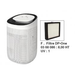 Déshumidificateur/purificateur DP-One