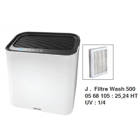 Humidificateur/ purificateur Wash 500