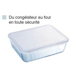 Plat rectangulaire 150 cl Cook & freeze
