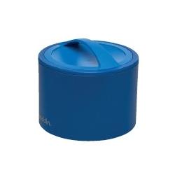 Contenant repas isotherme bleu Bento