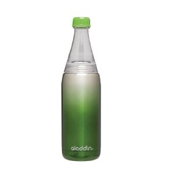 Bouteille isotherme 60 cl verte Fresco