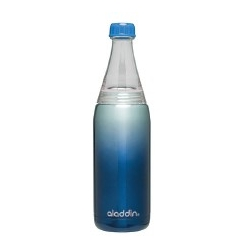 Bouteille isotherme 60 cl bleue Fresco