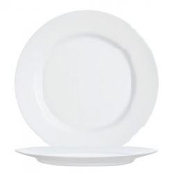 Assiette plate 22.5 cm Nova Aquitaine