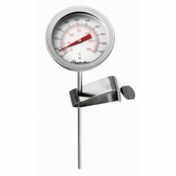 Thermometre pour friteuses