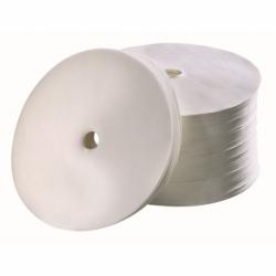 250 filtres papier ronds pour Regina 90T