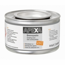 Apexa gel combustible