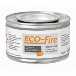Eco fire gel combustible