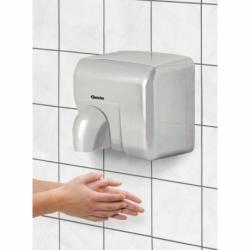 Seche-mains mural