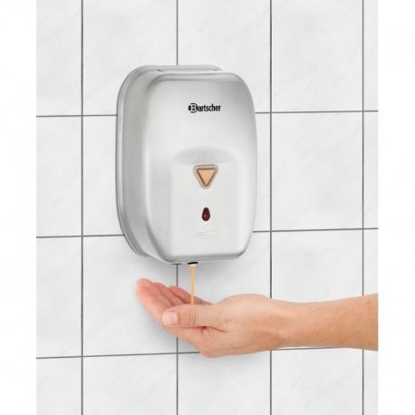Distributeur de savon a capteur infrarouge S1 pour montage mural