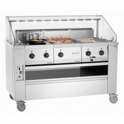 Cooking station KST3340 Plus