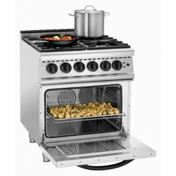 Cuisiniere 4 feux GHU 4110