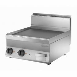 Plaque grill 650. L600. lisse