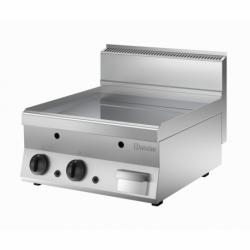 Plaque grill gaz 650. L600. lisse