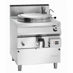Marmite a gaz 100L chauffe indirecte avec controle automatique du niveau d'eau