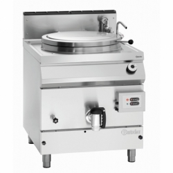 Marmite a gaz 135L chauffe indirecte avec controle automatique du niveau d'eau