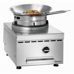 Cuisiniere wok a gaz de table GWTH1