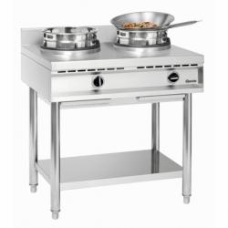 Cuisiniere a wok a gaz GWH2