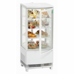 Mini vitrine refrigeree 86 L