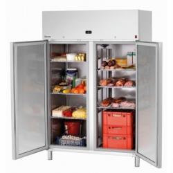 Armoire frigorifique double pour grilles GN 2/1