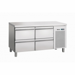 Table refrigeree, froid ventile, 4SL