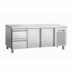 Table refrigeree froid ventile, 2T, 2SL