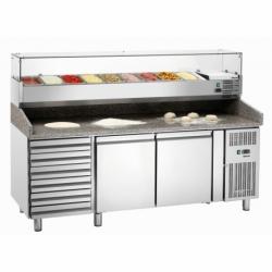 Table pour pizzaiolo GL26640
