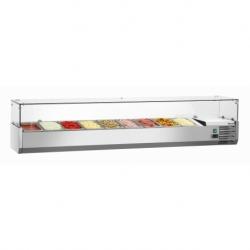 Presentoir refrigere GL 9 x GN1/3