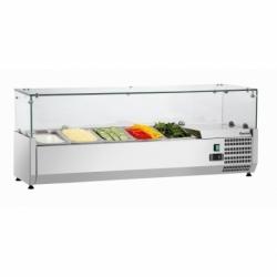 Presentoir refrigere GL4 5 x GN 1/4