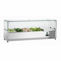 Presentoir refrigere GL3 3xGN1/3+1xGN1/2