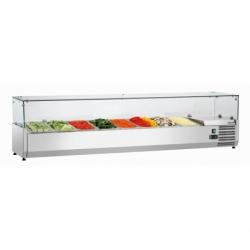 Presentoir refrigere GL3 8 x GN 1/3